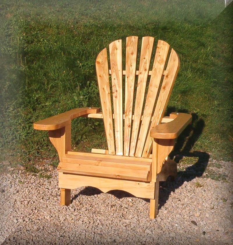 tamarack furniture adirondack rocker - Adirondack Rocking Chair