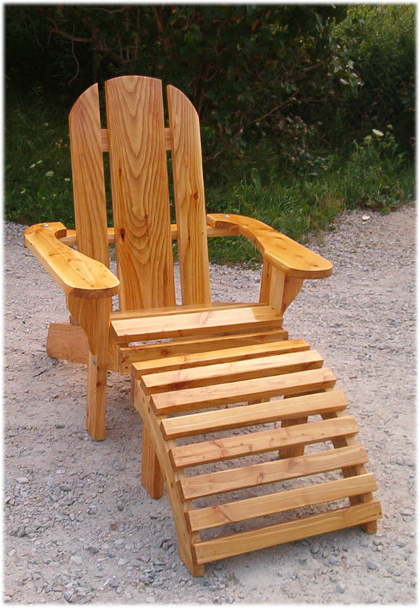 Tamarack Outdoor Furniture Juniper Adirondack Chair
